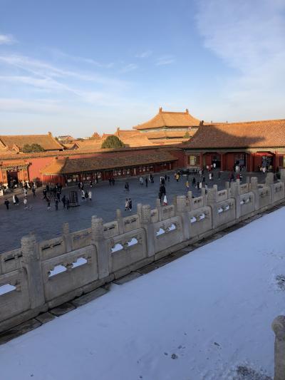 北京4日間