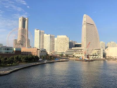 『インターコンチネンタル横浜Pier 8』宿泊記(3)IHGプラチナ★クラブインターコンチネンタルシティビュー&ベイビュー、コーナースイート