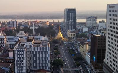 ヤンゴン、寒っ。~Myanmar in December~