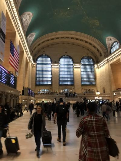 ニューヨークロケ地巡り③ニューヨーク公共図書館、グランドセントラル駅