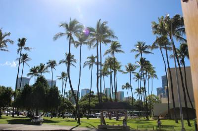 2019年・今年もハワイへ(2日目) ワイキキ~ダウンタウン