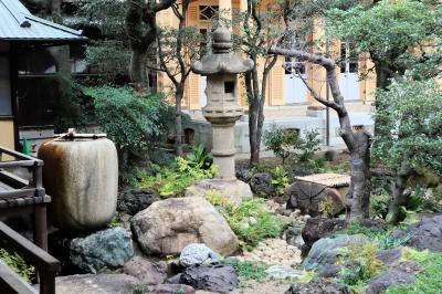 旧岩崎邸庭園・・洋館2階~和館~日本庭園をめぐります。
