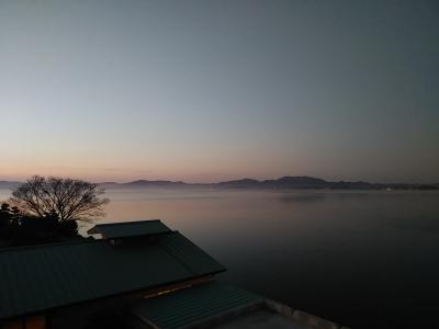 岡山・山陰2019秋旅行記 【6】宍道湖・玉造温泉