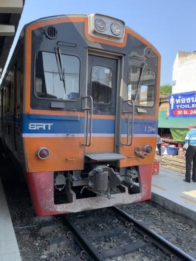 マハーチャイへの鉄道旅行