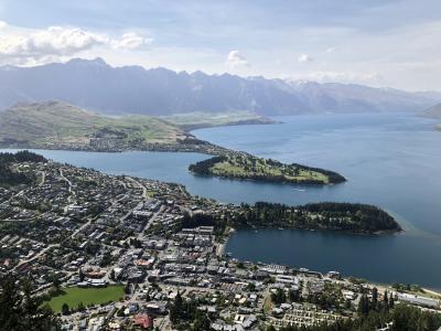 シダとキーウィの国NZ5((クィーンズタウン(スカイラインゴンドラ))