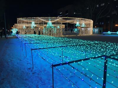冬の札幌に行ってきました