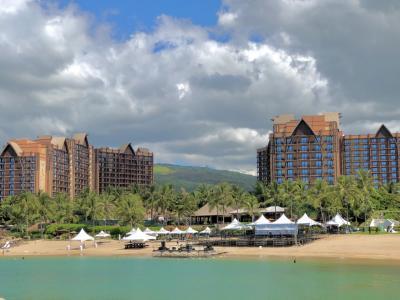 初めての海外一人旅ハワイコオリナリゾート②パート2