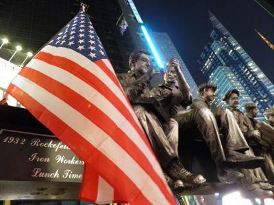 2012年 ニューヨーク出張 2回目(4 days) =Day 1= ~LAからNYへ~