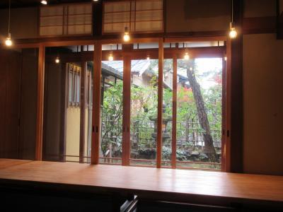京都で秋を食べる