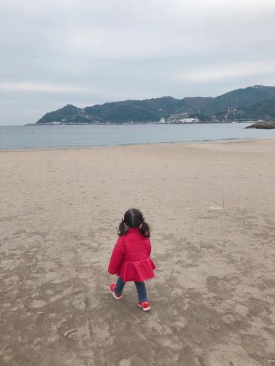 【2018】熱海旅行(姉2歳妹0歳)③