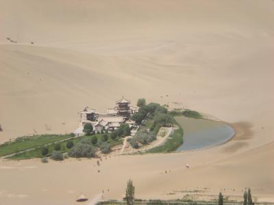 スマホ無くても冒険出来た 中国~中央アジア・シルクロード横断行き当たりばったり旅⑦~中国・敦煌編