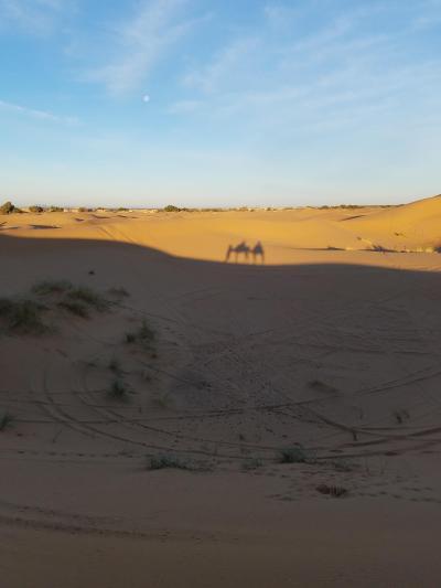 モロッコ初めての旅