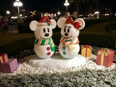 2019年12月 ディズニー・クリスマス@東京ディズニーランド