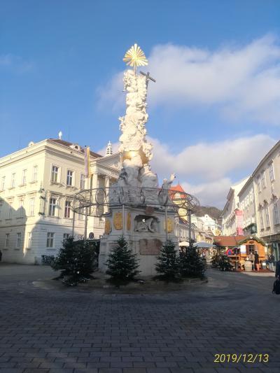 ベートーヴェンの散歩道(Beethovenweg) BadenからGumpoldskirchen