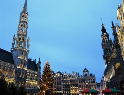 ベルギー 2019クリスマスマーケットの旅(ブリュッセル)