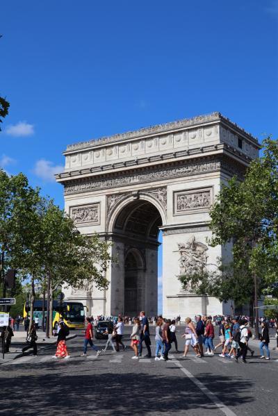 2019年夏旅は、はちみつ色のコッツウォルズ、ロンドンを経て、旅の終着点パリでも!!!☆vol.10
