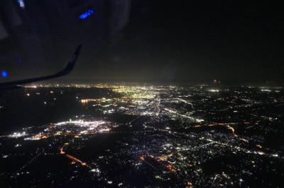 2019年八重山諸島の旅1日目(前泊編)