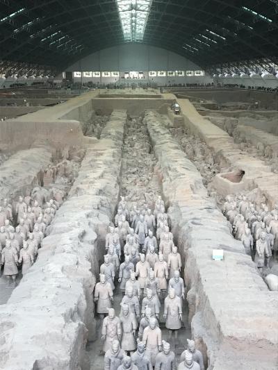201911 中国世界遺産巡り 西安