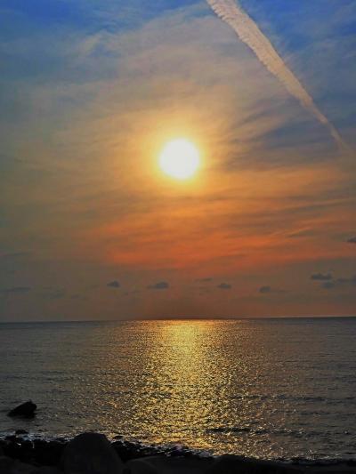 長崎-2 道の駅-夕陽が丘 そとめ を訪ねて ☆角力灘を望む絶景・直売所も充実して
