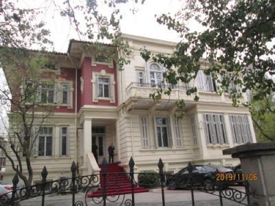天津の五大道重慶道1・英国租界・歴史風貌建築