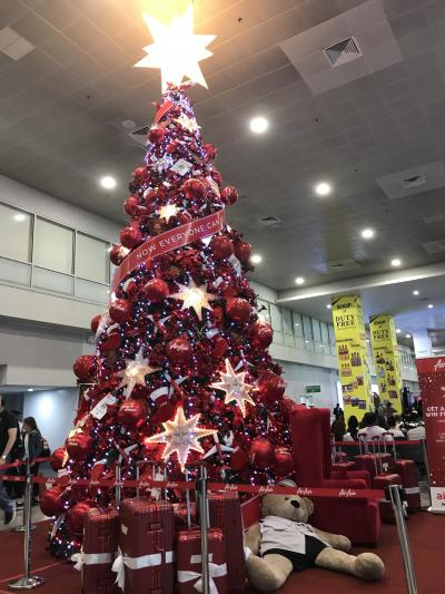 2019.12 初マニラ part 1 マニラ空港到着まで
