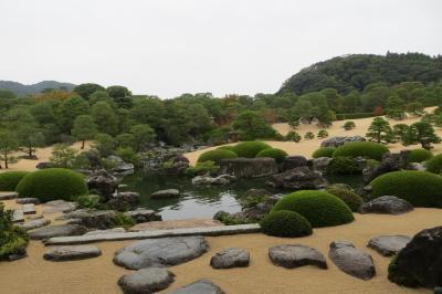 ゆっくり旅する島根 2019/足立美術館と必見の宍道湖サンセット