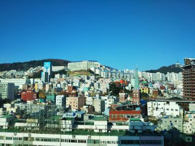 タイトル 何年ぶり❗️❓の釜山旅行(時々コンユ)4日目