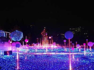 東京2019イルミネーション 【1】六本木・ミッドタウン