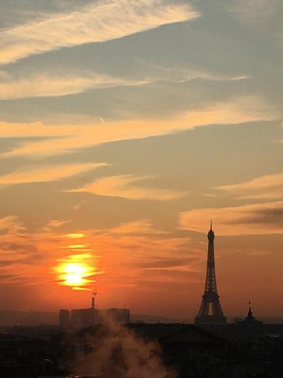 Parisへ ふだん着で 気楽に 行ってきました 07