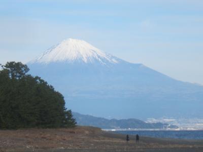 『三保松原』と『次郎長』そして『ちびまる子ちゃん』の街 清水へ行ってきました!