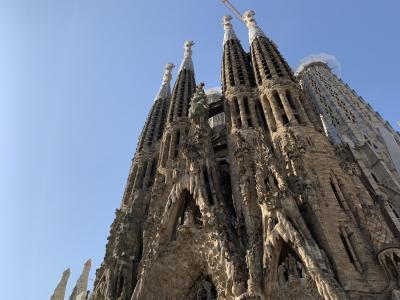 スペイン(4)未完の教会で悔い改める/サグラダファミリア