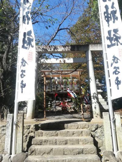 千代保神社 プチ旅行