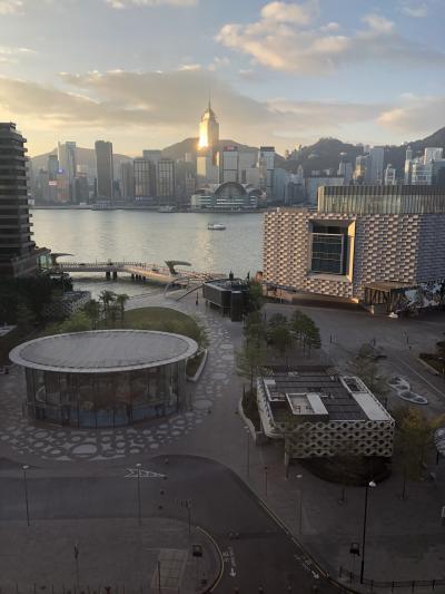 香港のんびり旅1日目