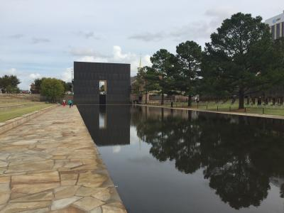 オクラホマ州 オクラホマシティー - ナショナルモニュメント&博物館