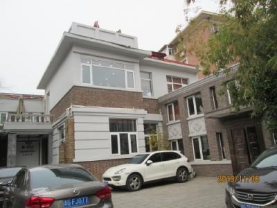 天津の五大道重慶道5・英国租界・歴史風貌建築