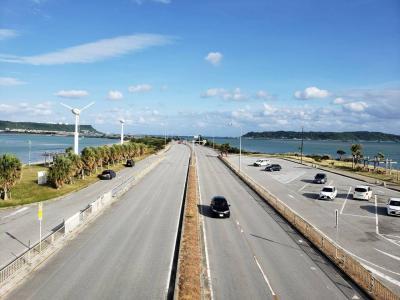 12月の沖縄。アラフィフ夫婦の2人旅 1日目