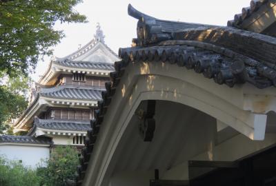 2019秋、西尾城と城下町(4/7):10月23日(4):西尾市資料館、展示品、姫丸門跡、旧近衛邸、二の丸跡