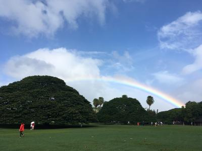 娘のハワイ挙式で初のオアフ島の旅‐その2‐