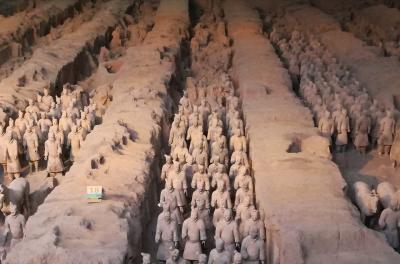 【2019】長龍航空で西安へ弾丸旅行。お目当ては兵馬俑とビャンビャンメン!