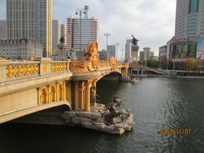 天津の曲阜道・大光明橋・1996年回想