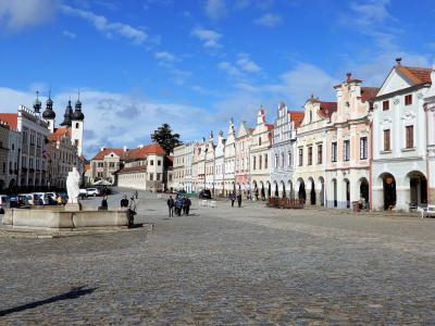 チェコの世界遺産12か所、すべてを巡るbaba友の旅【7】4日目(テルチ)