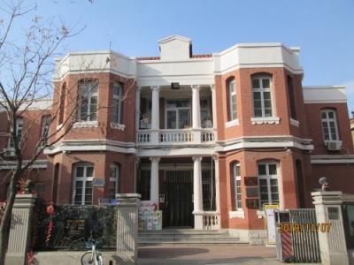 天津の五大道洛陽道・英国租界・歴史風貌建築