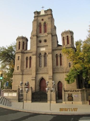 天津の獅子林大街・望海楼教堂・全国重点文物保護単位