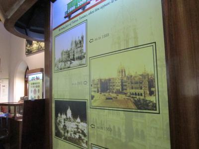 ムンバイ旅行記その5(チャトラパティ・シヴァージー・ターミナス駅その2)