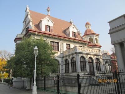 天津の海河東路1・奥租界・歴史風貌建築