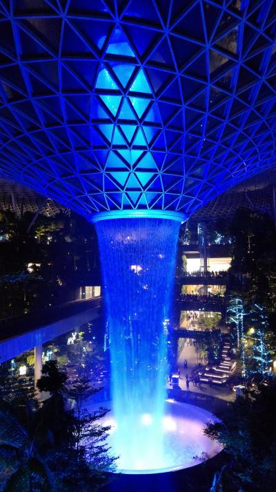 ルックJTB うっとり夜景シンガポール 「シンガポールの名物夜景スポットから眺める」 4日目 その3