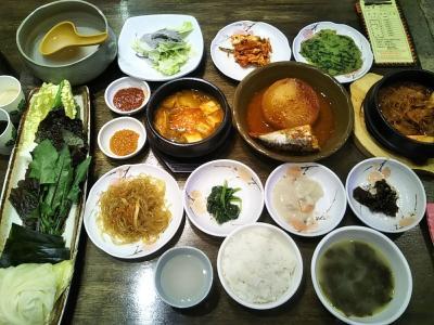 195回目訪韓(2020/1/10金~13月)は釜山、浮石寺(栄州)、慶州へ①出国~西面で食事