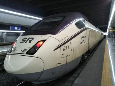 195回目訪韓(2020/1/10金~13月)は釜山、浮石寺(栄州)、慶州へ②チムジルバンで宿泊~SRTで東大邱に移動