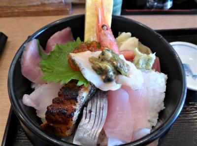 「青春18きっぷ」で敦賀へ海鮮丼を食べに・・・♪