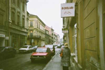 2004年ルーマニア旅行【東欧1/2:ブカレスト、ブラショフ、シギショアラ等の定番と他の小さな町も】